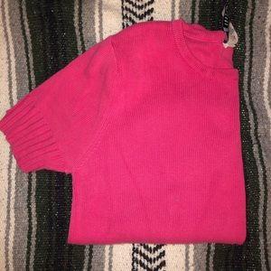 Vintage Tommy Hilfiger Short Sleeved Sweater